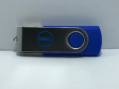 Dell Genuino Original Windows 10 pro Profesional Instalación USB 32/64 Bits