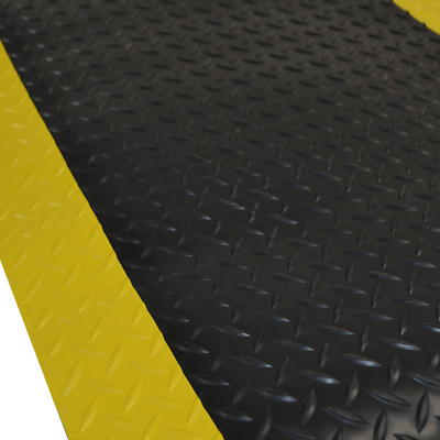 Kumfi Tough Heavy Duty Anti-Fatigue Non-Slip Matting - Various Sizes and Colours