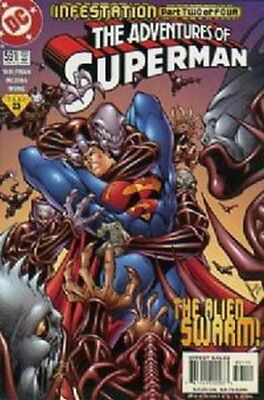 Adventures of Superman (Vol 1) # 591 Near Mint (NM) DC Comics MODERN AGE