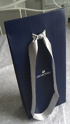 7d39895059 Swarovski Gift Bag Small Used Once Good Condition With Ribbon