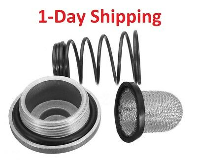 Scooter Drain Plug Oil Filter Set For GY6 50cc to 150cc Moped Baotian Taotao USA