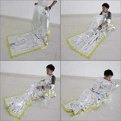 Saving Life Blanket Anti Radiation First-aid Bag Emergency Sleeping Bag PZ
