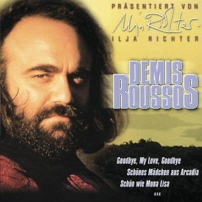 Demis Roussos - Goodbye, My Love, Goodbye - CD NEW