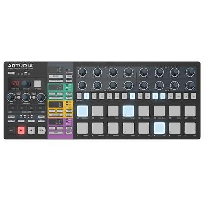 Arturia Beatstep Pro Black Limited Edition Superfice Di Controllo Nera Step Sequ