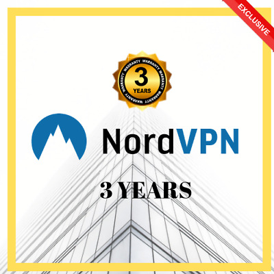 NordVPN Premium Original Subscription 3years - Plans 🔥Fast Delivery🔥