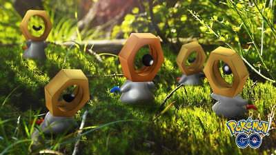 Pokemon Go: Mysterious Meltan Box- Chance for Shiny Meltan!!!