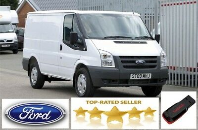 ford connect van workshop manual free download