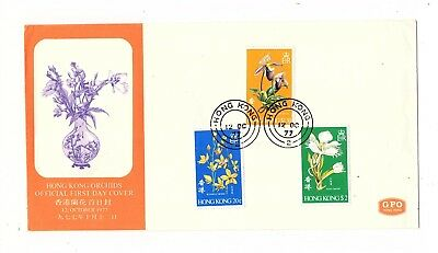 Hong Kong British Colonies Cchina Asia First Day Cover Fdc Lot (Ph 15)