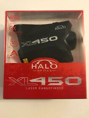 Wildgame Innovations HALO XL450, 450 Yard Laser Rangefinder, 2019, New, sealed.