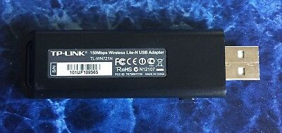 Wireless N USB Adapter TP-Link TL-WN721N