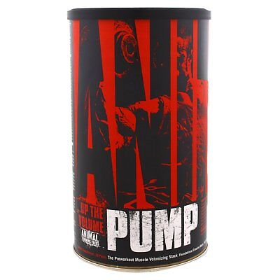 Animal Pump, The Preworkout Muscle Volumizing Stack - Universal Nutrition