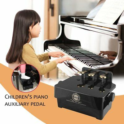 PA-23 Adjustable Piano Pedal Extender Bench Assistant Lifting For Children FK