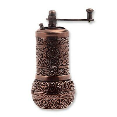 Turkish Handmade Coffee, Pepper Grinder, Spice Grinder, Pepper Mill