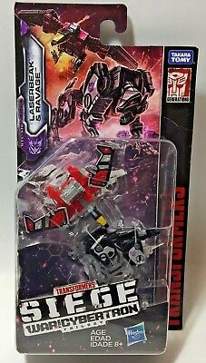 "Transformers Generations SIEGE Micromasters Wave 2 LASERBEAK & RAVAGE 2"" Figure"