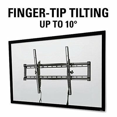 Low Profile Tilt TV Wall Mount for 37 Inch80 Inch LED LCD Plasma Flat Screen