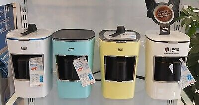 Beko Turkish Coffee Maker, Top Layer Froth with the Consistent Perfect