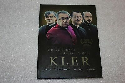 Kler - Dvd - Polish Release Wojciech Smarzowski English Subtitles Free Shipping