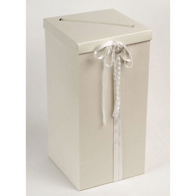 350 LARGE WHITE SCROLL BOXES WEDDINGS CANDLES GRADUATION GIFTS ETC