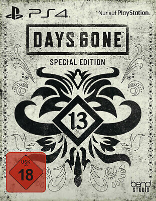 Days Gone - Special Edition [PlayStation 4]