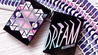 BRAND NEW CARDS - Dream Recurrence: Reverie Playing Cards (Standard)