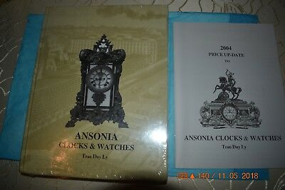 ANSONIA CLOCKS & WATCHES with 2004 PRICE UP-DATE BY TRAN DUY LY