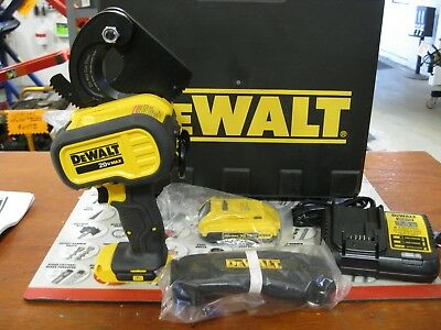 Dewalt  Dce 150Di 20Volt Max Cable Cutter Kit 750Mcm Copper ( New )