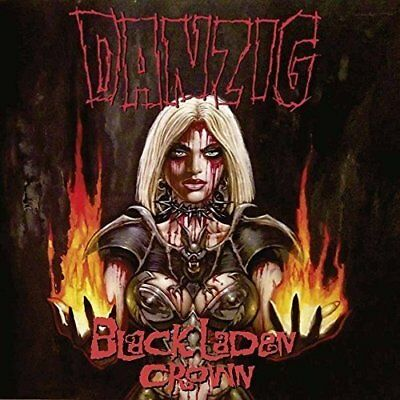 Danzig-Black Laden Crown -Digi- CD NEU