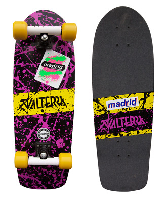 Back To The Future Bttf Official Skateboard Marty Mcfly Madrid Valterra New Rare