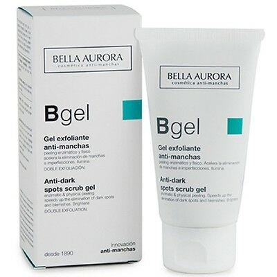 Bella Aurora gel exfoliante anti manchas 50ml
