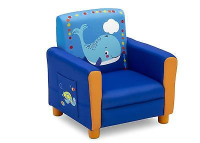 Delta Tommy the Turtle Upholstered Chair