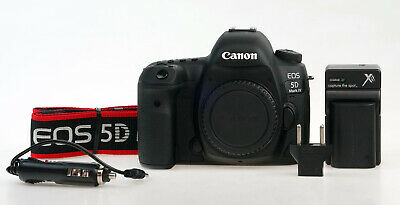 MINT Canon EOS 5D Mark IV 30.4 MP Digital SLR Camera Body