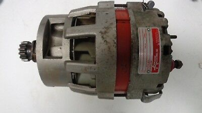 Aero Electric Alternator DOFF 10300-F Working Fine o200  Continental, Cessna