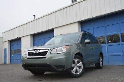 2015 Subaru Forester 2.5i Premium Full Power Options Power Moonroof Rear View Camera ABS Cruise Bluetooth & More