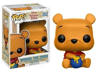 Winnie l/'Ourson-Bourriquet Vinyl Figure objet #11262 Funko Pop Disney
