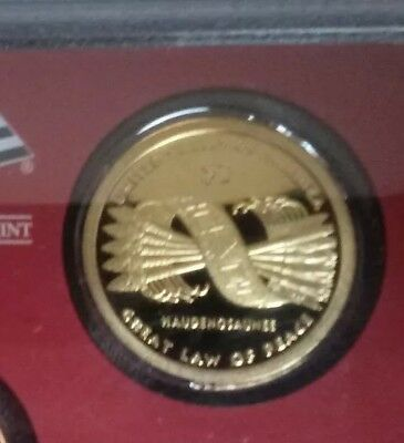 2010-2018 Sacagawea Native American 9 Coin S  PROOF Set includes 2012!