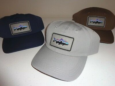 b1caf4063 PATAGONIA FITZ ROY Trout Patch Trad Cap - 38234 - One Size