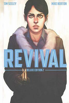 Revival Deluxe Collection Volume 2 by Tim Seeley (English) Hardcover Book Free S