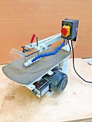 Axminster AWFS18 Variable Speed Scroll Fret Saw Trade 240v