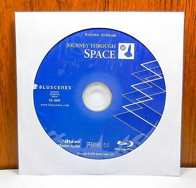 BluScenes: Journey Through Space - Disc Only (Blu Ray)