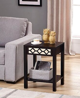 W x 20in L Iron Base Tree Branch Black H x 20 in Safavieh Accent Table 24.6in