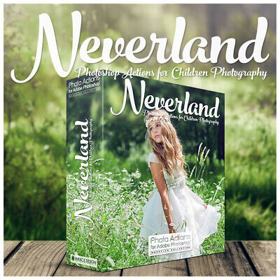 Photo Actions for Photoshop / Neverland usm