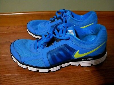buy online 2a17b 4d1be Nike Men s Electric Blue Dual Fusion St2 Shoes Sz 11