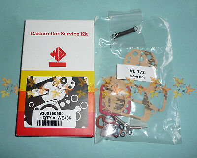 WEBER 38/40/42/45 DCOE Single Carburettor Service Kit Standard 175 needle valve
