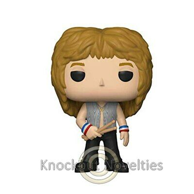 POP Rocks: Queen - Roger Taylor Funko Collect Figure Vinyl Bobble Head