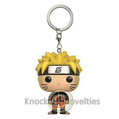 POP Keychain: Naruto - Naruto Funko Collect Figure Vinyl Bobble Head