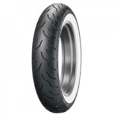 Dunlop American Elite Front Motorcycle Tire MT90B-16 (72H) Wide White Wall