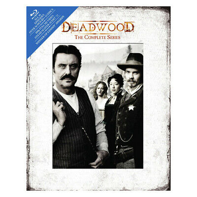 Warner Home Video Br159520 Deadwood-Complete Series (Blu-Ray/13 Disc/ws-2.70/...