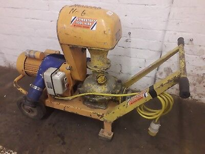 Warsop 3'' Diaphragm pump 110v in GWO