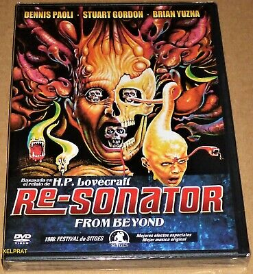 RE-SONATOR FROM BEYOND / English Español / Precintada