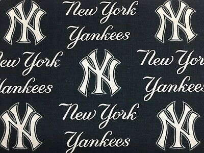 0ce0a16b357df FABRIC TRADITIONS MLB New York Mets Cotton Broadcloth Fabric by The ...